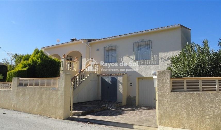 Villa  in Calpe, Costa Blanca North (2893) - 2