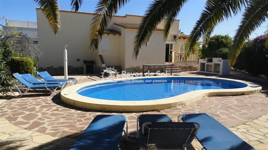 Villa  in Calpe, Costa Blanca North (2893) - 1