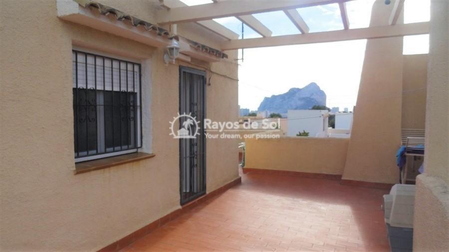 Apartment  in Calpe, Costa Blanca North (2877) - 2
