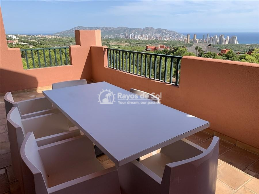 Apartment  in Finestrat, Costa Blanca (2879) - 2