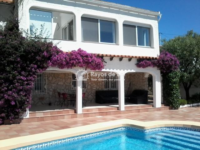Villa  in Calpe, Costa Blanca North (2859) - 1