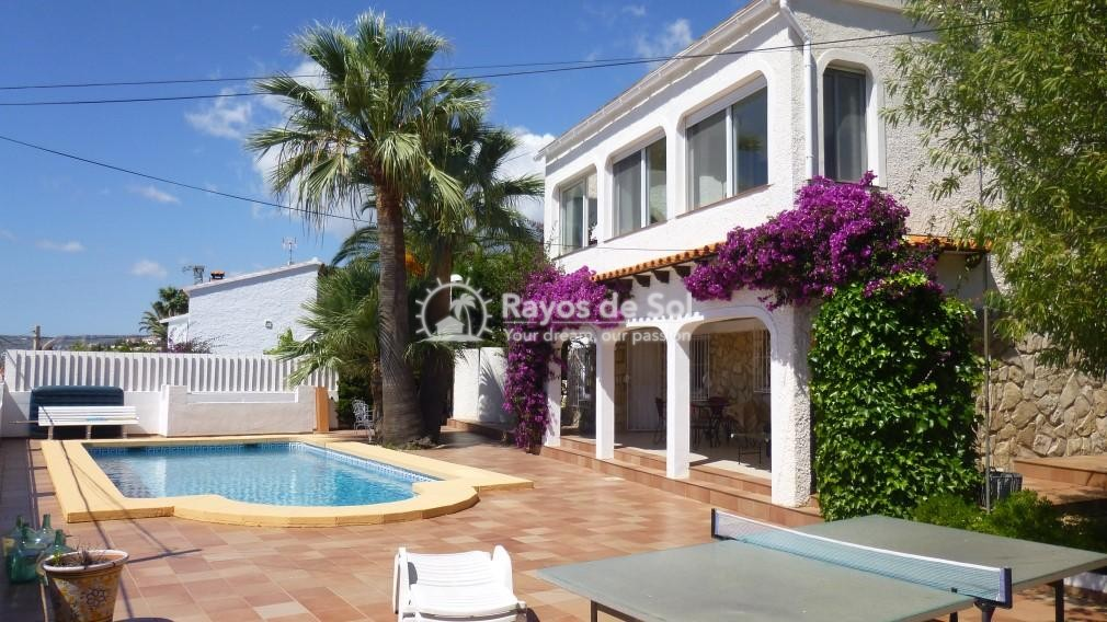 Villa  in Calpe, Costa Blanca North (2859) - 17