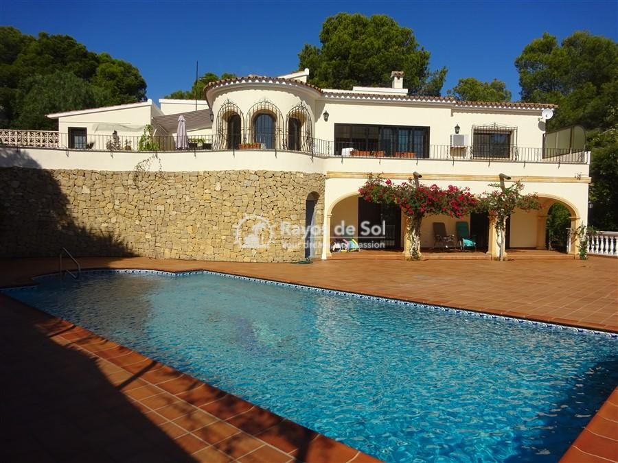 Villa  in Calpe, Costa Blanca North (2841) - 1