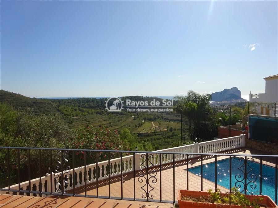 Villa  in Calpe, Costa Blanca North (2841) - 2