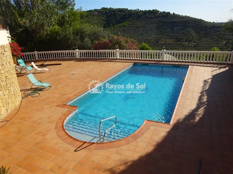Villa  in Calpe, Costa Blanca North (2841) - 18