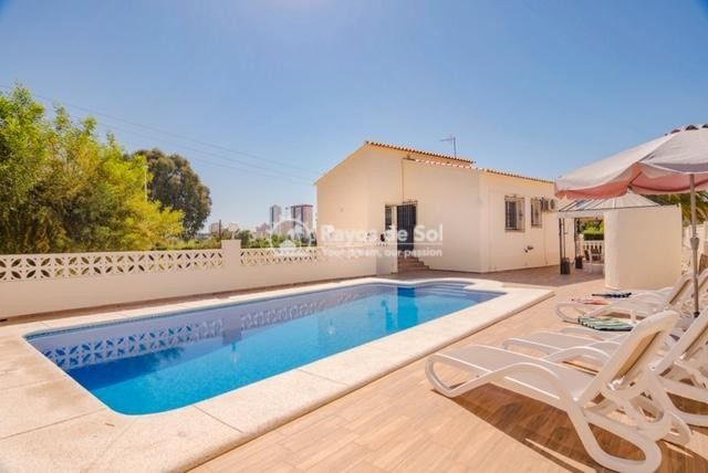Villa  in Calpe, Costa Blanca North (2845) - 2