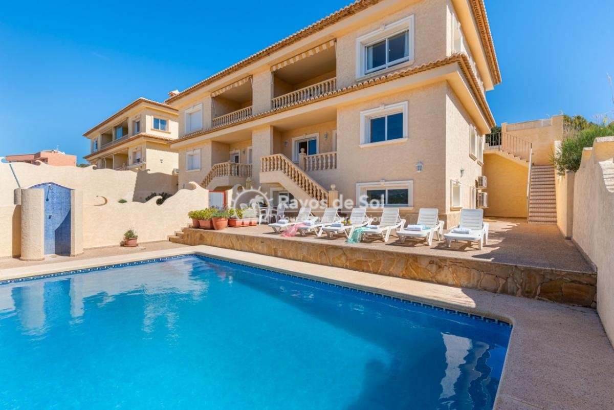 Villa  in Calpe, Costa Blanca North (2843) - 1