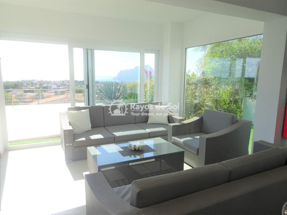 Apartment  in Calpe, Costa Blanca North (2839) - 5