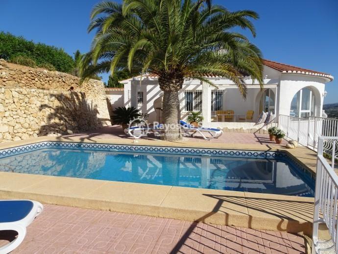 Villa  in Calpe, Costa Blanca North (2838) - 1