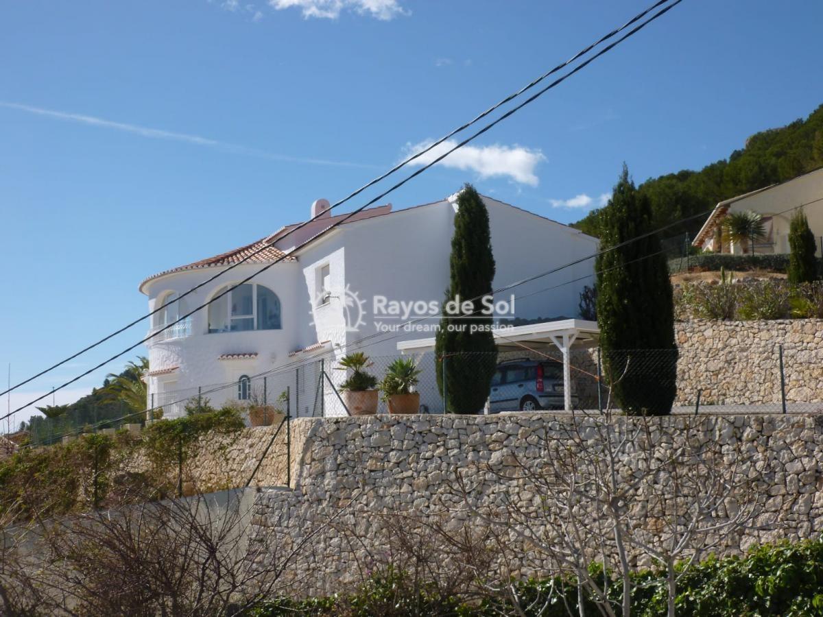 Villa  in Calpe, Costa Blanca North (2838) - 14