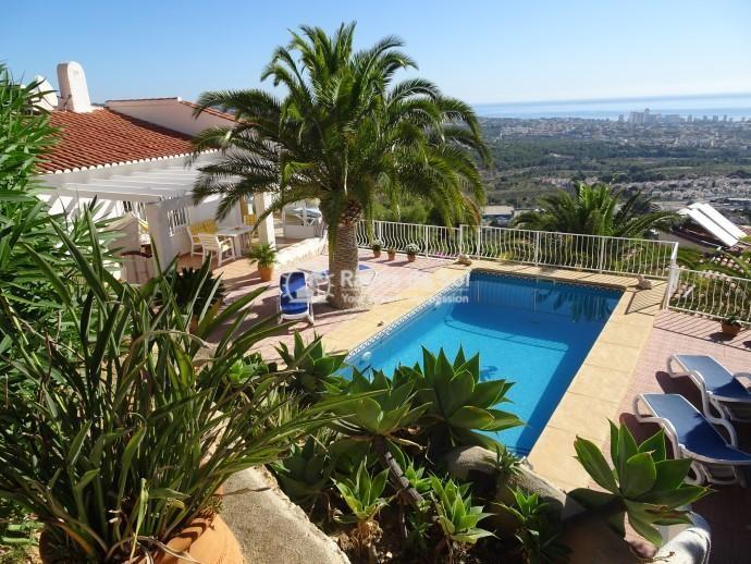 Villa  in Calpe, Costa Blanca North (2838) - 12