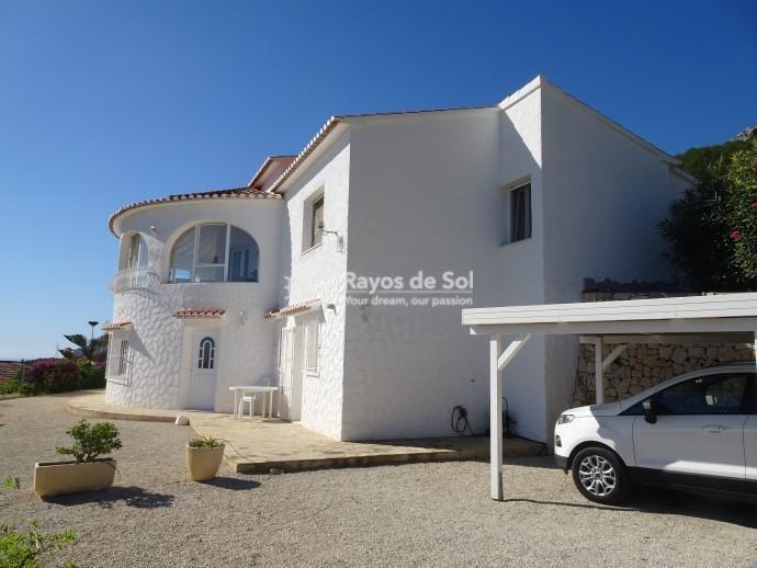 Villa  in Calpe, Costa Blanca North (2838) - 13