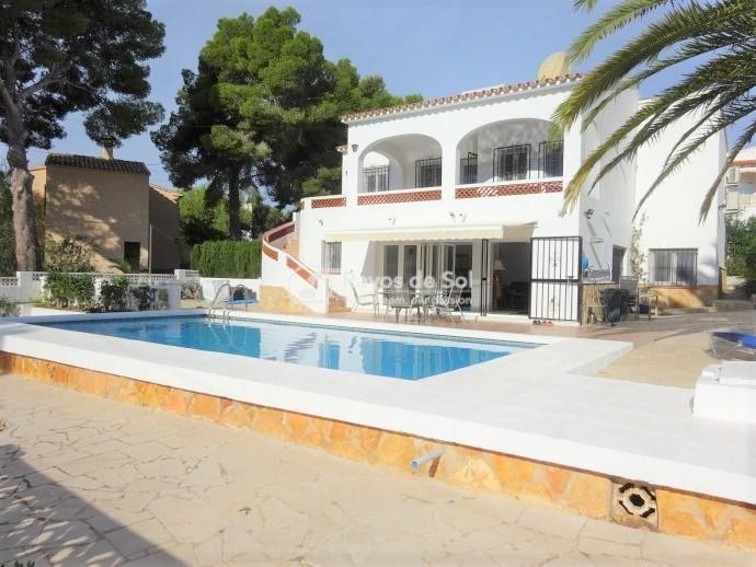 Villa  in Calpe, Costa Blanca North (2835) - 1
