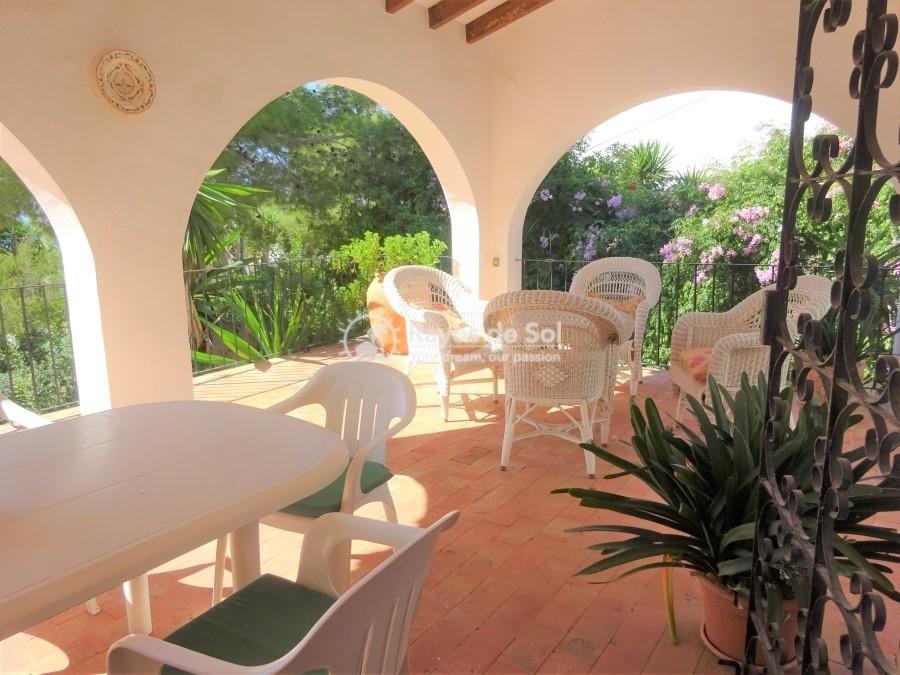 Villa  in Moraira, Costa Blanca (2826) - 3