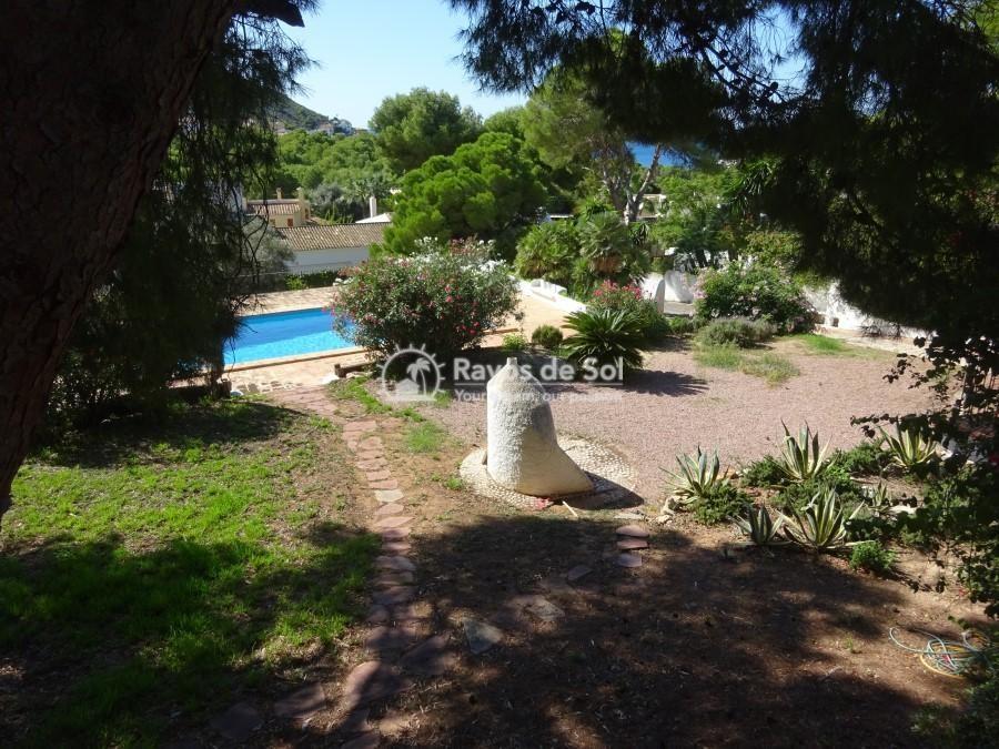 Villa  in Moraira, Costa Blanca (2826) - 18