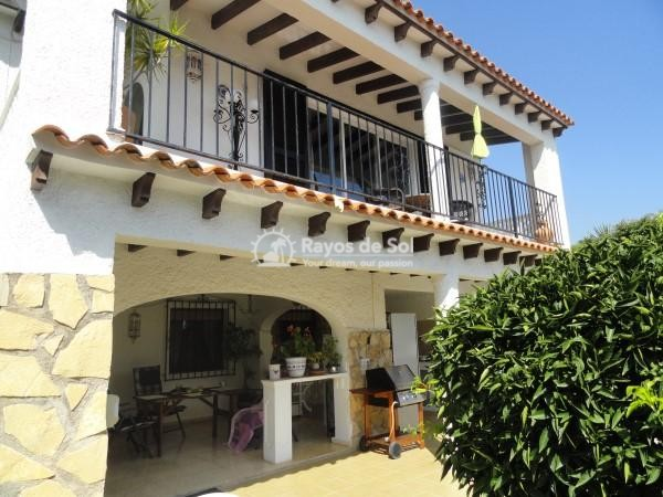 Villa  in Calpe, Costa Blanca North (2832) - 1