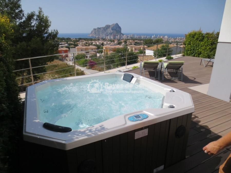 Villa  in Calpe, Costa Blanca North (2774) - 2