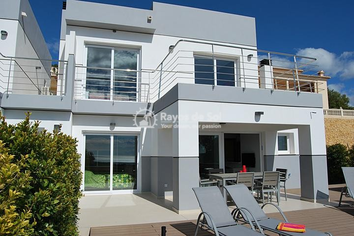 Villa  in Calpe, Costa Blanca North (2774) - 1
