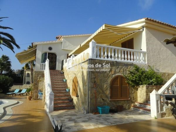 Villa  in Calpe, Costa Blanca North (2829) - 1