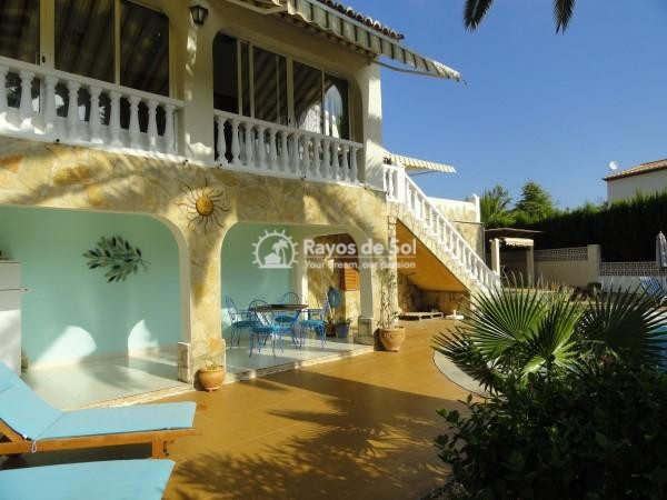 Villa  in Calpe, Costa Blanca North (2829) - 2