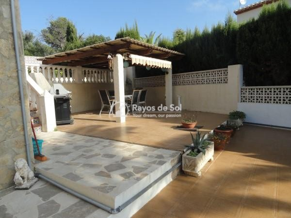 Villa  in Calpe, Costa Blanca North (2829) - 18