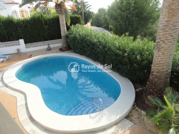 Villa  in Calpe, Costa Blanca North (2829) - 14