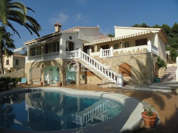 Villa  in Calpe, Costa Blanca North (2829) - 20