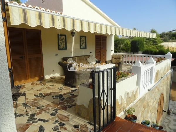 Villa  in Calpe, Costa Blanca North (2829) - 16