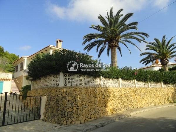 Villa  in Calpe, Costa Blanca North (2829) - 53