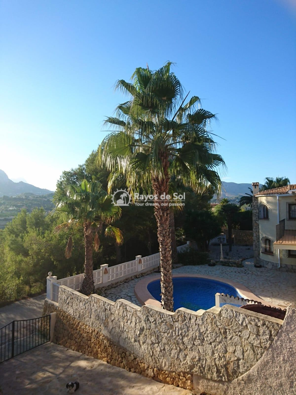 Villa  in Calpe, Costa Blanca North (2829) - 57