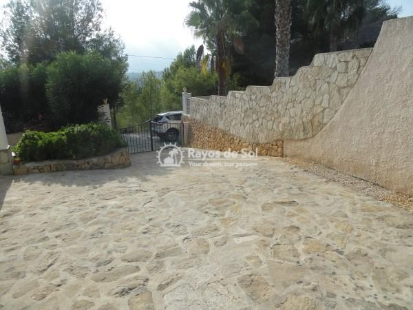 Villa  in Calpe, Costa Blanca North (2829) - 50