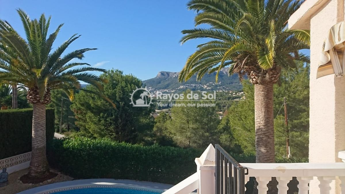 Villa  in Calpe, Costa Blanca North (2829) - 58