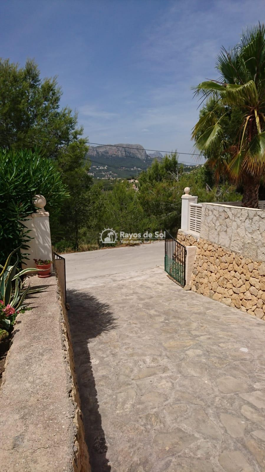 Villa  in Calpe, Costa Blanca North (2829) - 62