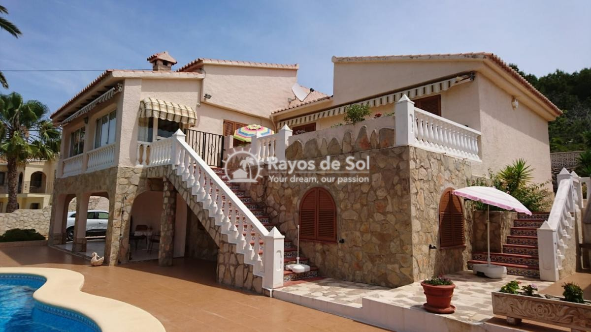 Villa  in Calpe, Costa Blanca North (2829) - 59