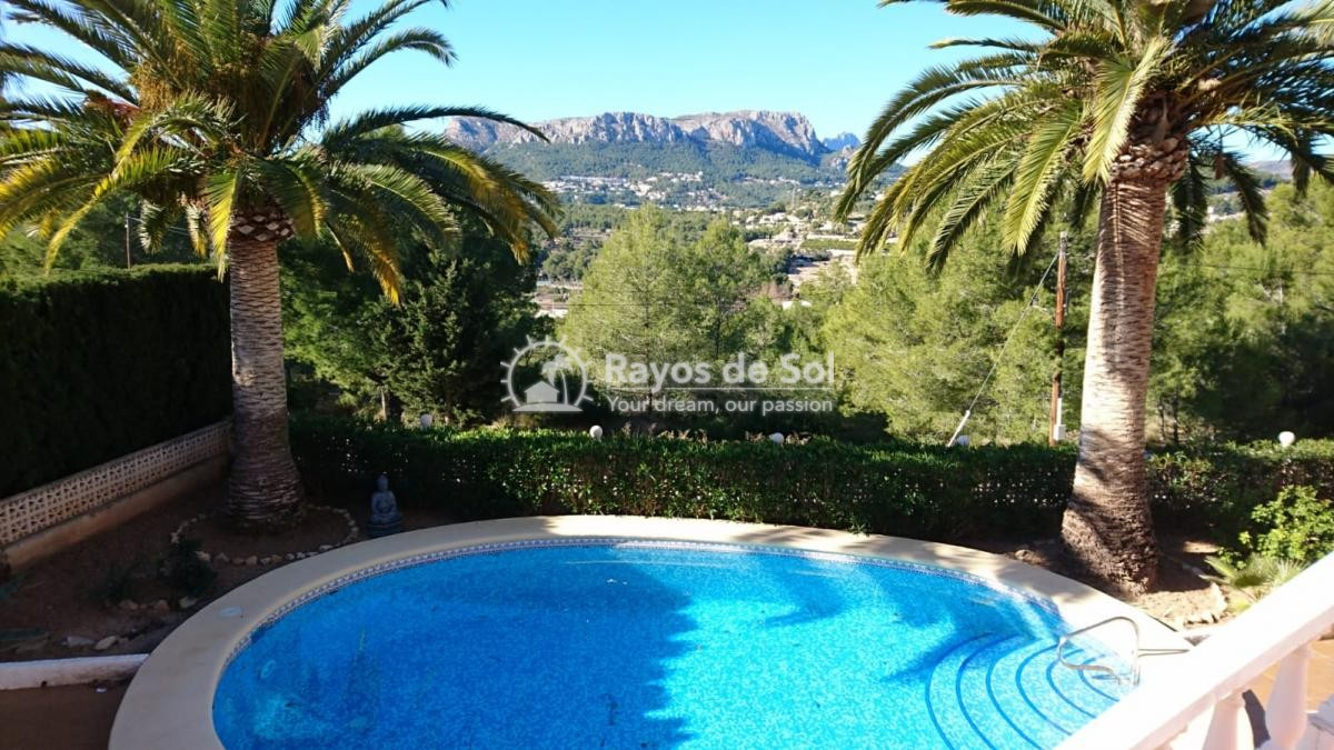 Villa  in Calpe, Costa Blanca North (2829) - 61