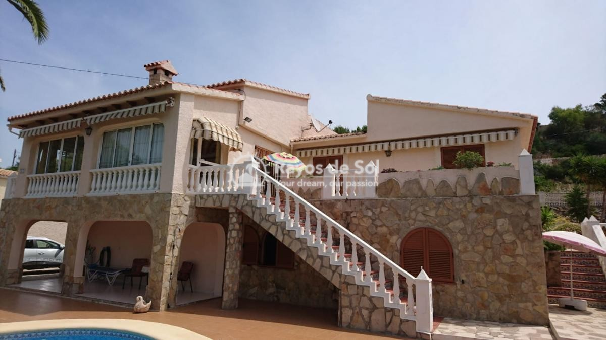 Villa  in Calpe, Costa Blanca North (2829) - 68