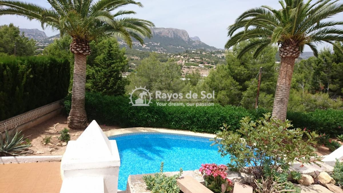 Villa  in Calpe, Costa Blanca North (2829) - 71