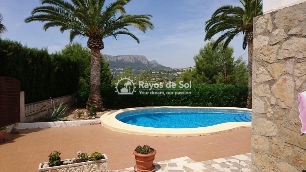 Villa  in Calpe, Costa Blanca North (2829) - 79