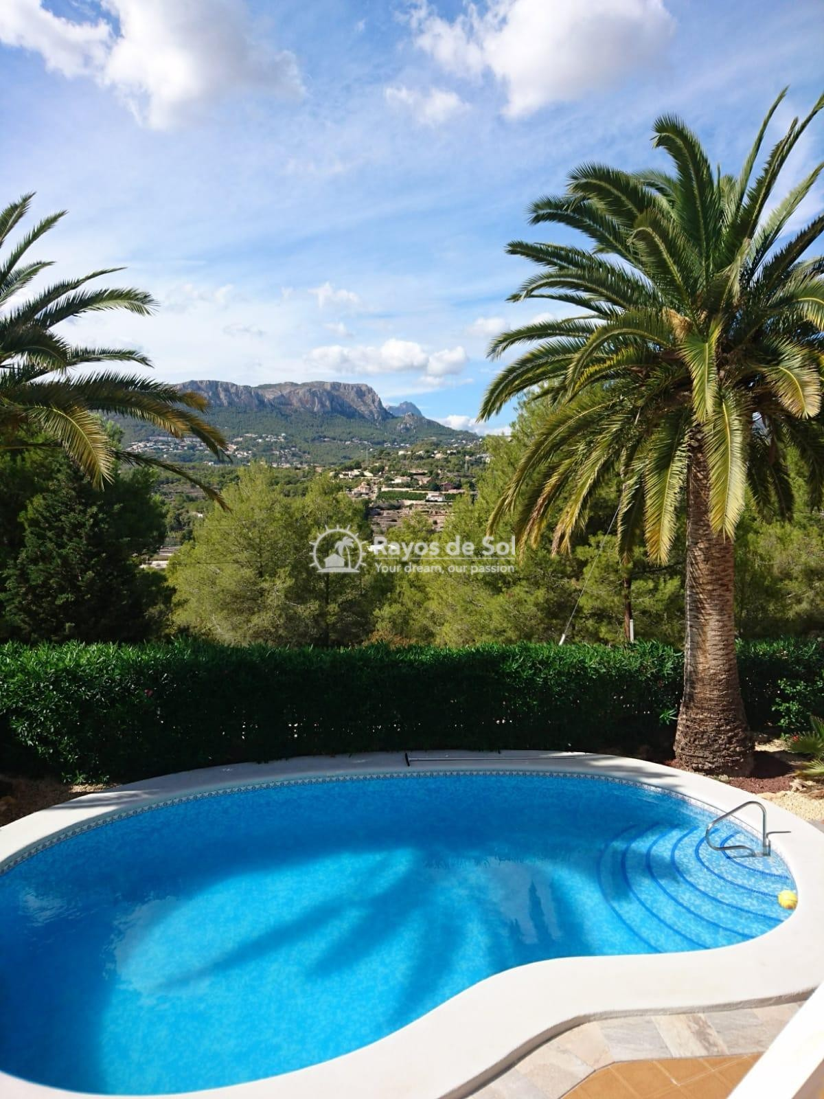 Villa  in Calpe, Costa Blanca North (2829) - 82