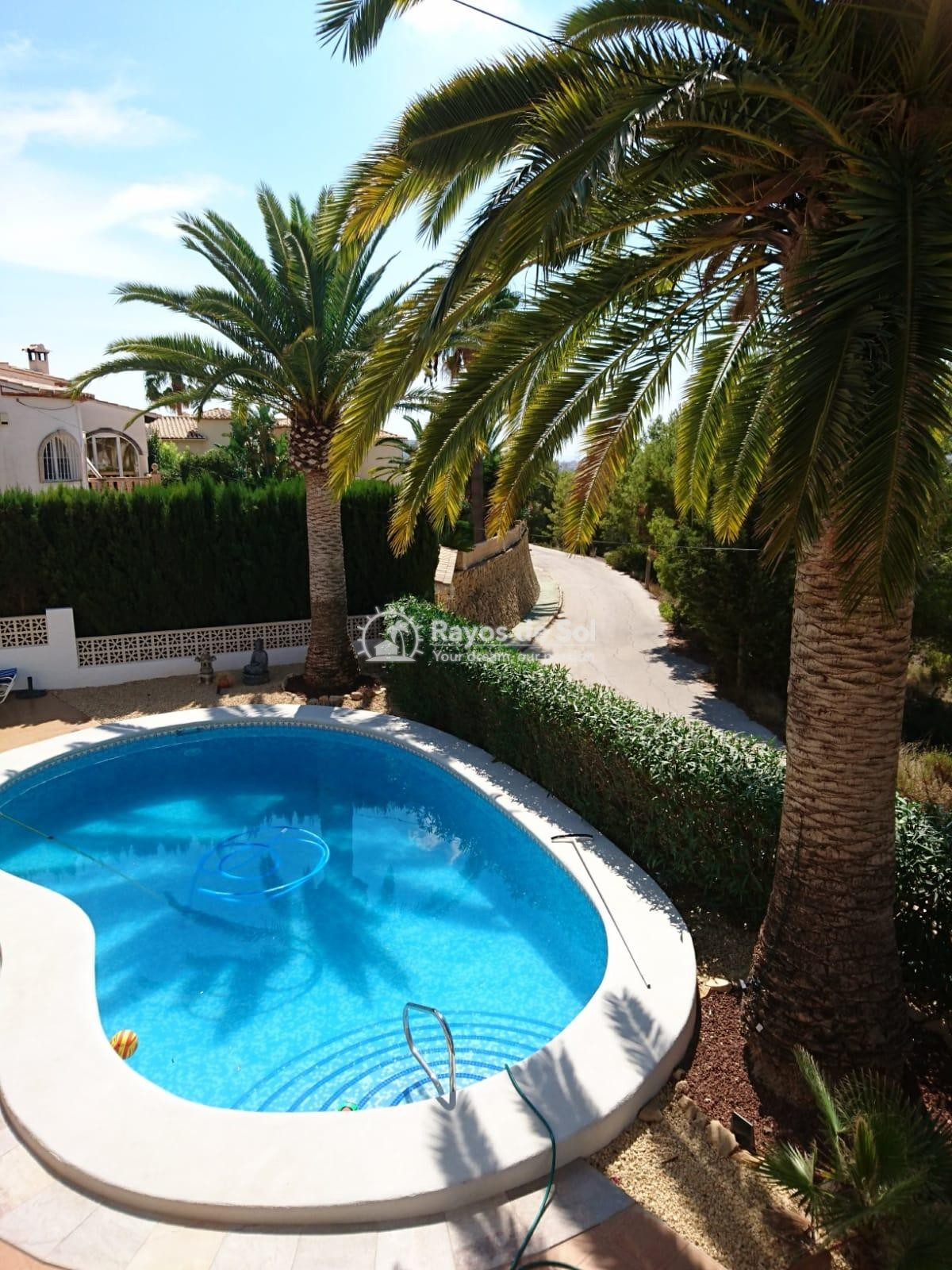 Villa  in Calpe, Costa Blanca North (2829) - 76