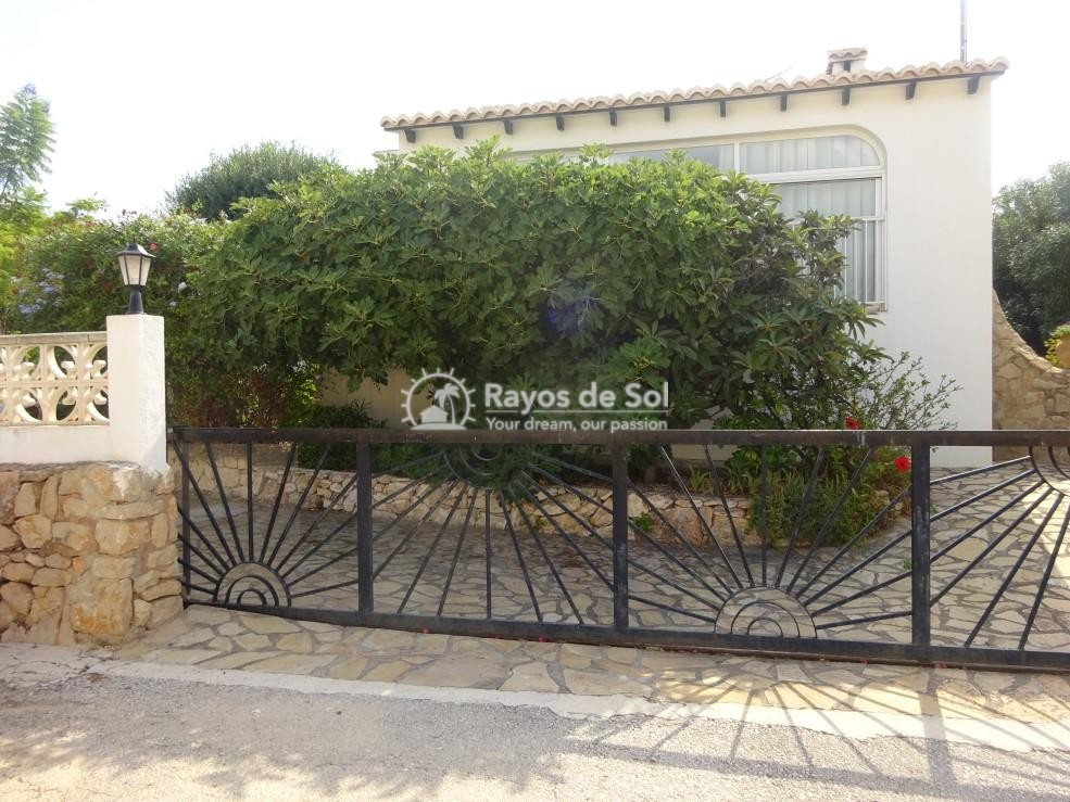Villa  in Calpe, Costa Blanca North (2776) - 1