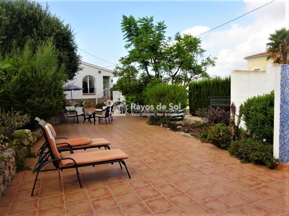 Villa  in Calpe, Costa Blanca North (2776) - 14