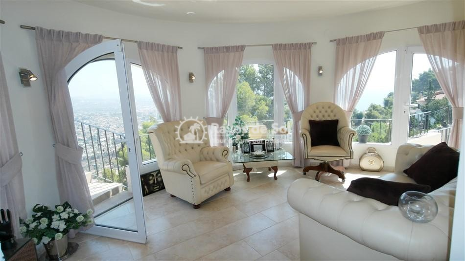 Villa  in Calpe, Costa Blanca North (2768) - 4