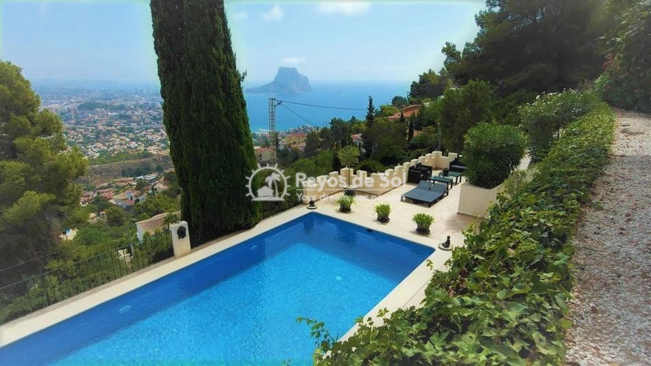 Villa  in Calpe, Costa Blanca North (2768) - 2