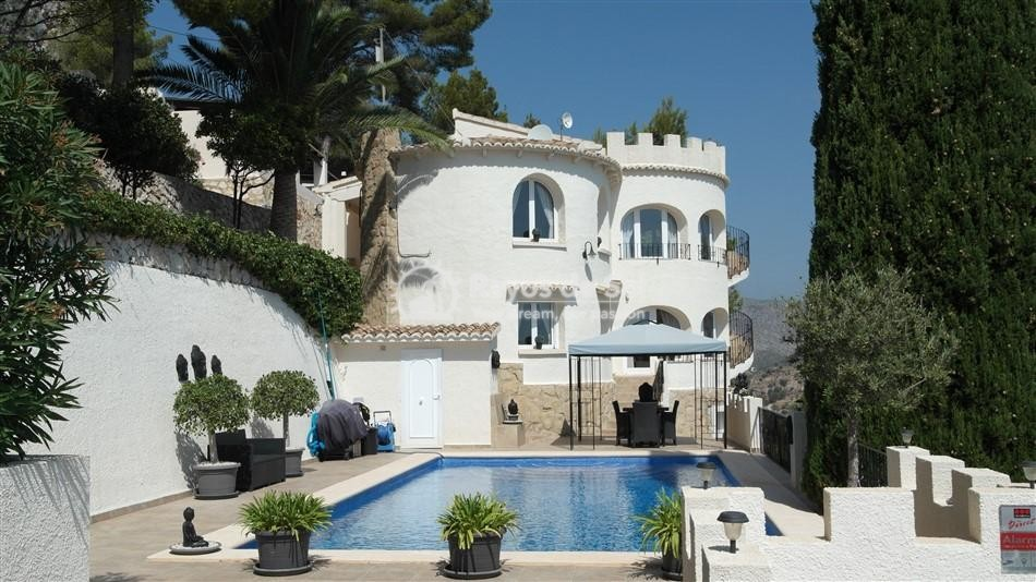 Villa  in Calpe, Costa Blanca North (2768) - 1