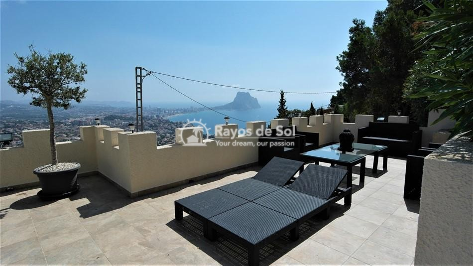 Villa  in Calpe, Costa Blanca North (2768) - 10