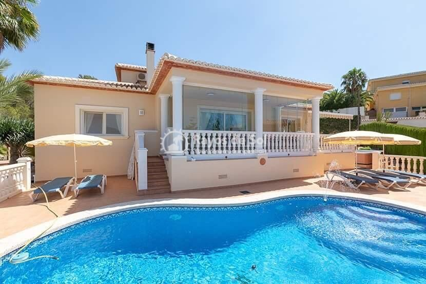 Villa  in Calpe, Costa Blanca North (2805) - 1