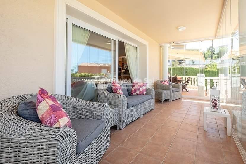 Villa  in Calpe, Costa Blanca North (2805) - 10
