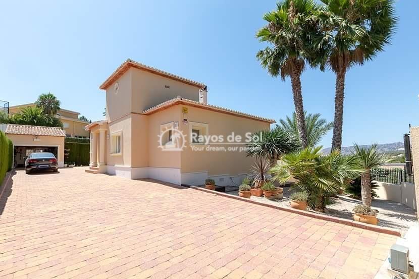 Villa  in Calpe, Costa Blanca North (2805) - 13