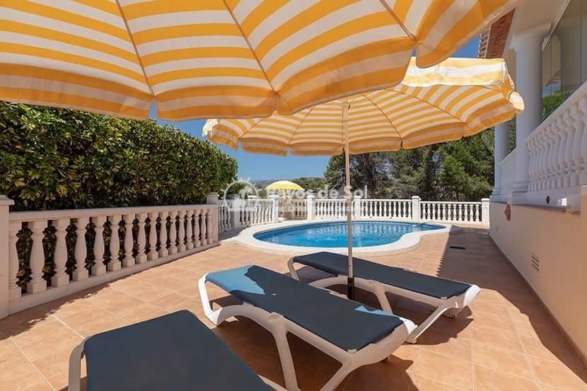 Villa  in Calpe, Costa Blanca North (2805) - 11